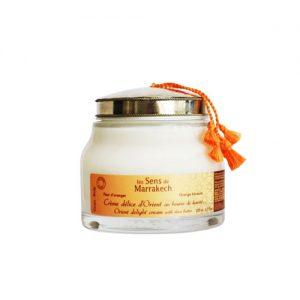 Crème délice d'Orient Fleur d'oranger